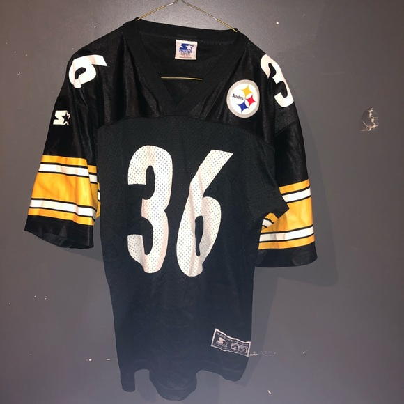 finest selection f9d66 123ed MINT CONDITIONVintage Jerome Bettis Starter Jersey